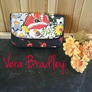 Vera Bradley Poppy Fields Wallet